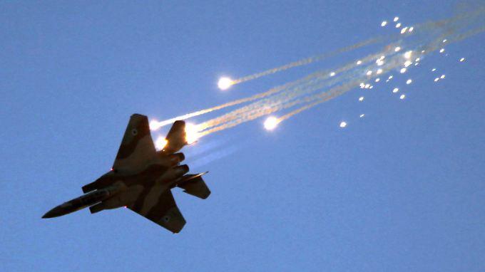 F-15 aus dem Hause Boeing: Als SE-Version (Silent Eagle) war sie bisher im Rennen um einen milliardenschweren Rüstungsauftrag aus Südkorea.