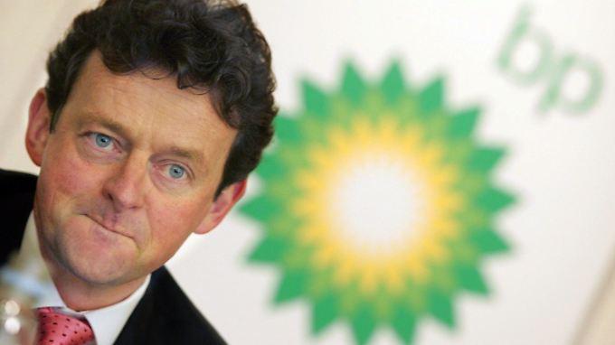 BP tief im Minus: Hayward gibt Posten ab