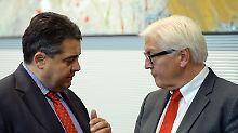 Weiter so mit Steinmeier und Gabriel?!: Die SPD verpennt den Neustart