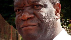 Der kenianische Gynäkologe Denis Mukwege wird von vielen als Favorit für den diesjährigen Friedensnobelpreis gehandelt.