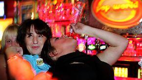 Britische Polizei in Nöten: Binge-Drinking wird zum gesellschaftlichen Problem