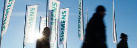 """""""Mensch und Marge"""": Siemens baut 15.000 Stellen ab"""
