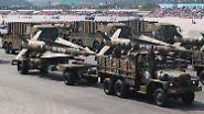 """""""Die Lage ist sehr ernst"""": Südkorea zeigt militärische Muskeln"""