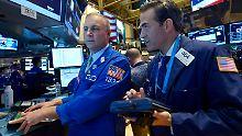 Der Börsen-Tag: Bitcoin dominiert die Wall Street