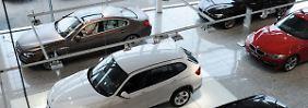 """""""Schlimmer wird es nicht"""": Autobauer ersehnen Trendwende"""