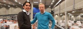 Da schreit der Lehrer: Kanadier steigen bei Zalando ein