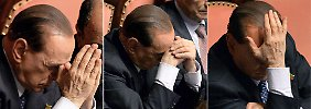 """Es wird eng für den """"Cavaliere"""": Berlusconis Ausschluss empfohlen"""