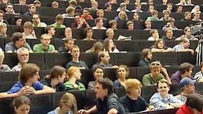Finanzierung durch Studienkredit: Studenten leben immer mehr auf Pump