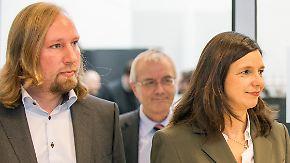 Realo-Flügel macht es spannend: Grüne wählen neue Vorsitzende