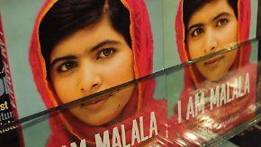 Die Ikone im Kampf für Bildung: Malala könnten Nobel-Ehren winken