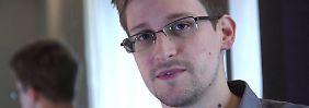 Schon 2009 im Visier seines Vorgesetzten: Edward Snowden