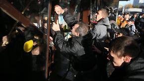 Nach Mord in Moskau: Rechtsradikale machen Hatz auf Migranten