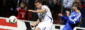 Lust und Frust der WM-Qualifikation: Bosnien und England feiern, Island träumt