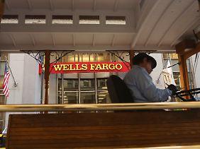 Wells Fargo hat sich bereits von tausenden Mitarbeitern getrennt.