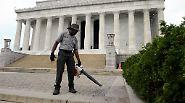 Nach dem Shutdown: US-Verwaltung nimmt Arbeit wieder auf