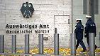 Das Auswärtige Amt hat seinen Hauptsitz in Berlin, ...