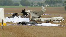 Elf Tote bei Flugzeug-Absturz in Belgien: Unglücksmaschine schon einmal abgestürzt