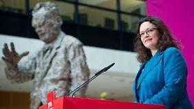 Bedenken bei der Basis: SPD sagt Ja zu Verhandlungen über Große Koalition