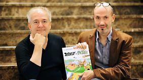 """Neue Künstler mit an Bord: """"Asterix bei den Pikten"""" kommt in die Läden"""