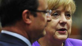 Belauscht NSA weltweit 35 Politiker?: Merkel und Hollande erhöhen Druck auf Obama