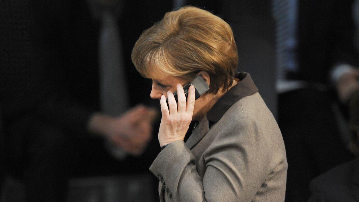 Regierungsvertreter bestätigen Merkel-Überwachung