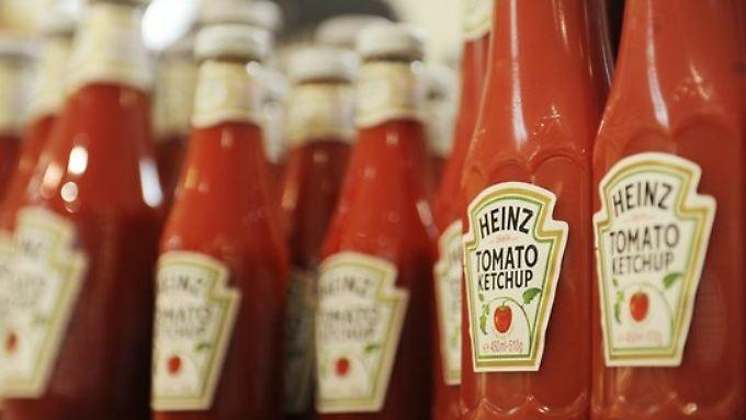 Heinz Tomatenketchup: Wird es künftig in McDonald's-Filialen nicht mehr geben.
