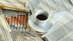 Gute Ernten: Kaffeepreise befinden sich im Börsen-Keller