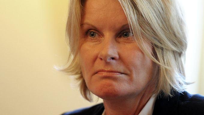 Sie war nur kurz im Amt, doch hatte sie sich schnell Respekt verdient. Bis zum Juni 2013: Susanne Gaschke.