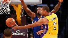 Bester Werfer der Lakers: Xavier Henry.