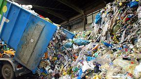 Abfallproduktion wächst und wächst: Unsere Welt versinkt im Müll