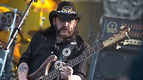 Lemmy von Motörhead geht es nicht so gut.