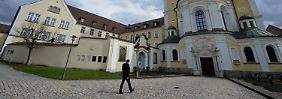 Auszeit bei den Benediktinern in Metten: Tebartz-van Elst erholt sich im Kloster