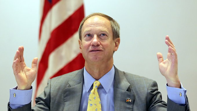 """US-Botschafter Emerson zum NSA-Skandal: """"Die amerikanische Regierung nimmt das sehr ernst"""""""