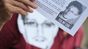 Enthüllungen über US-Geheimdienste: Was will Whistleblower Edward Snowden?
