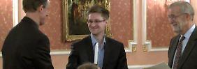 Neue Debatte, gleiche Voraussetzungen: Warum Asyl für Snowden unwahrscheinlich ist