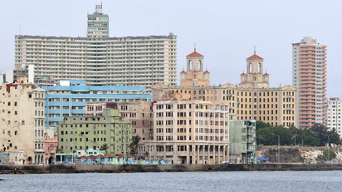 Blick auf Havanna.
