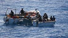 Internationale Studie: Piraten schaden massiv der Weltwirtschaft