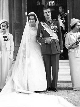 ¡feliz cumpleaños!: königin sofia von spanien wird 75 - n