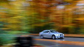 Einschnitt nach Erfolgsquartalen: Investitionen hinterlassen Spuren in der Bilanz von BMW