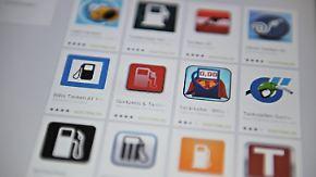 Spritpreis-Abfrage per App: Günstiger tanken klappt nicht immer