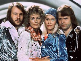 Abba verkauften in ihrer Karriere 400 Millionen Tonträger.