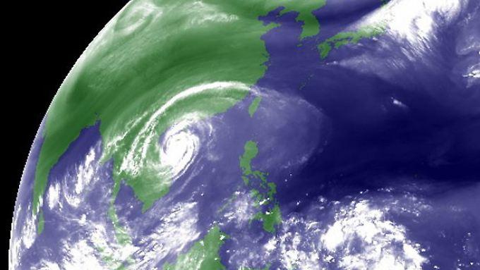 500.000 Menschen evakuiert: Super-Taifun nähert sich Vietnam