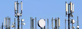 Auktion von Mobilfunkfrequenzen: Netzagentur hofft auf Milliardenerlöse