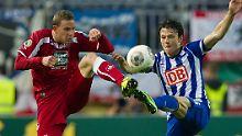 Fußballtalente im Check: Hertha BSC: Nico Schulz - Berlins next Arne Friedrich?