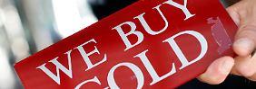 Gold versus Papiergeld: Das Edelmetall bleibt ein Muss