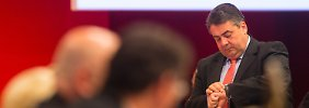 Sigmar Gabriel will die SPD als Mitmach-Partei attraktiv machen.
