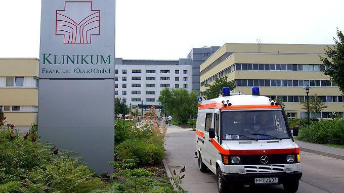 Rhön Klinikum in Frankfurt (Oder)