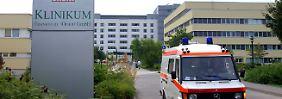 Rhön-Klinikum in Frankfurt (Oder).