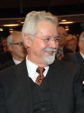 Eugen Münch auf einem Neujahrsempfang