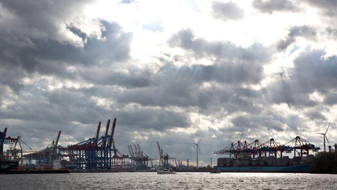 Vom Export sei 2014 wieder mit mehr Rückenwind zu rechnen, prognostiziert die Bundesbank.